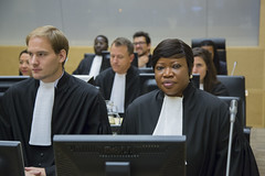 Ntaganda trial opens at International Criminal Court (ICC-CPI) Tags: boscontaganda fatoubensouda