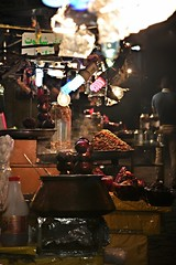 Persian Snacks (daeijan) Tags: travel food night iran delicious tehran darband شب تهران دربند آش بزن