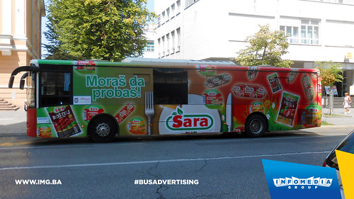 Info Media Group - Sara mesna industrija, BUS Outdoor Advertising, Banja Luka 08-2015 (1)