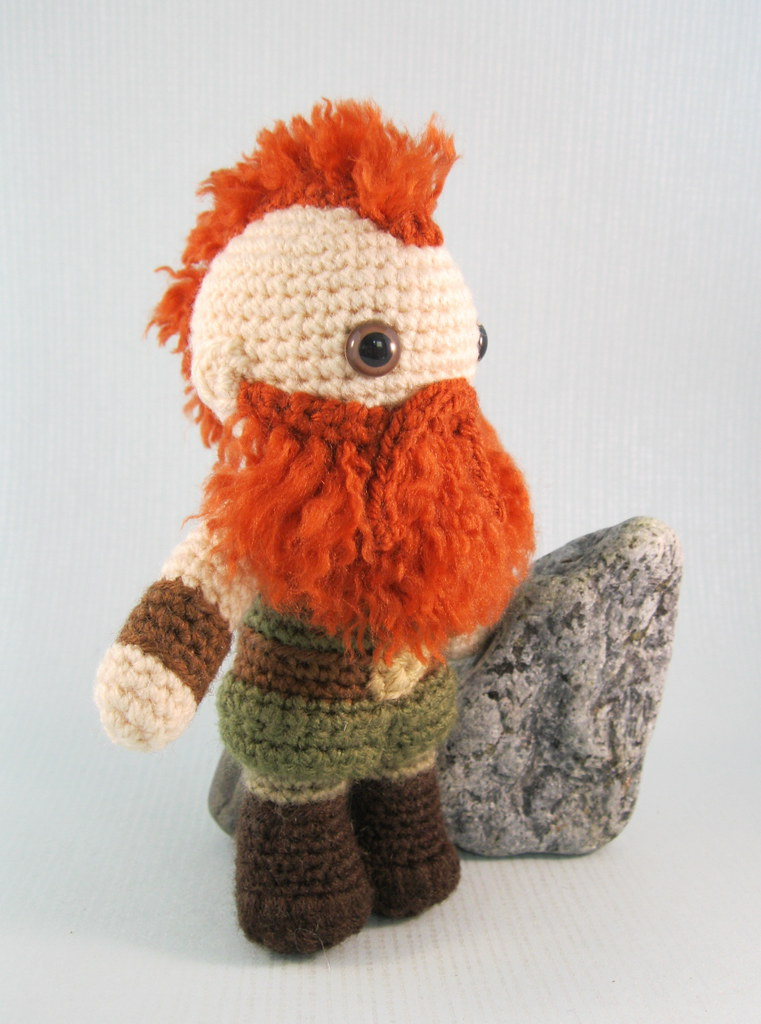Amigurumi Viking Pattern : The Worlds most recently posted photos of amigurumi and ...
