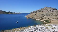 IMGP0962 (sraanasol) Tags: ocean island meer kayak insel seakayak kajak kroatien kornaten mittelmeer kajaktour seekajak seekajakat seekajakcamp