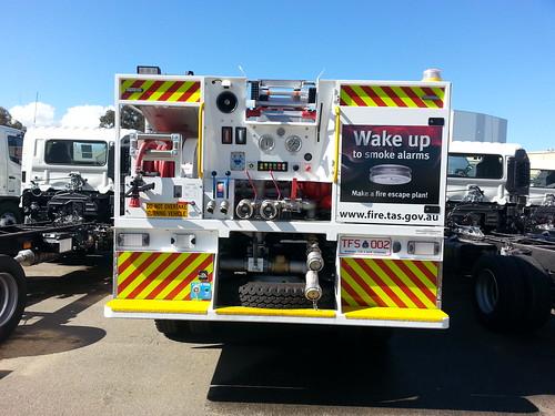 TASMANIA FIRE SERVICE UNIT (3)