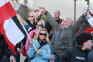 Anti-Asyl-Demo Wismar-16