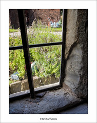 farmhouse window.... (bevscwelsh) Tags: window farmhouse panasonic14mm olympusem5