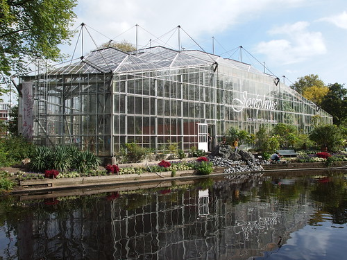 Hortus Botanicus Amsterdam @ Amsterdam by *_*, on Flickr