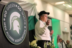 Photo representing Green & White Homecoming Brunch, October 2015