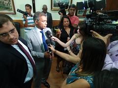 Entrevista para O Fluminense