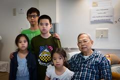 Uncle Kavi and children (@pigstagram) Tags: hospital siriraj