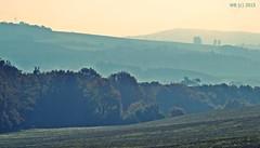 DSC_0024 wb (bwagnerfoto) Tags: blue autumn mist fog forest landscape hungary nebel outdoor herbst hills landschaft ungarn bakony magyarország köd hügel tájkép ősz erdő dombok dombság farkasgyepű