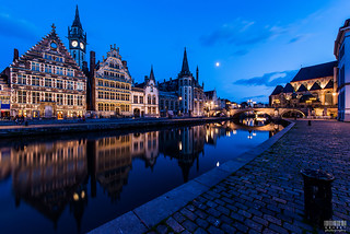 The Beautiful City of Ghent
