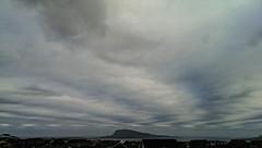View from the attic (Jan Egil Kristiansen) Tags: sky cloud landscape view cloudscape trshavn hoyvk nlsoy imag1198