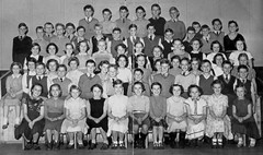 Mosspark, Glasgow (theirhistory) Tags: school scotland academy class form group primary junior girls boys children kids uk gb jacket shirt jumper dress skirt shoes wellies schoolphoto tie wellingtonboots sandals pupils students education