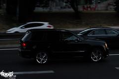 Jeep Grand Cherokee SRT8. (Stefan Sobot) Tags: black car race nikon jeep muscle serbia fast grand exotic american cherokee belgrade suv luxury rare beograd supercar srbija srt8 hamma d7000