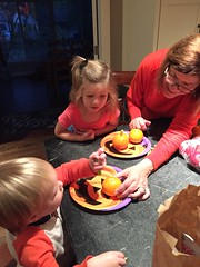 """Paul and Inde Create Pumpkin Oranges • <a style=""""font-size:0.8em;"""" href=""""http://www.flickr.com/photos/109120354@N07/22596130584/"""" target=""""_blank"""">View on Flickr</a>"""