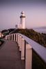 Byron Bay Lighthouse, Australia (noeltock) Tags: morning sky lighthouse sunrise point dawn early nationalpark dof clear nsw newsouthwales shallow byronbay capebyron easternmost