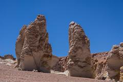 Tara Cathedrals (Ralph Green) Tags: chile southamerica sand rocks desert volcanic andesmountains atacamadesert reservanacionallosflamencos taracathedrals