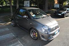 Fiat 595 Turismo Abarth (TAPS91) Tags: fiat solo turismo cuore abarth 2 595 raduno carburatore