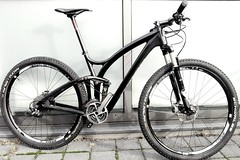 Niner JET 9 Carbon RDO Elite XTR Bike by RevolutionSports.eu for Dream-Bikes.com
