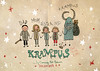 Krampus (FilipeAnjo) Tags: christmas xmas illustration marcus card filipe krampus holyday talenthouse filipeanjo