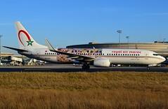 CN-RGF, Boeing 737-86N(WL), 36826/3773, Royal Air Maroc, CDG/LFPG, 2017-01-06, Alpha Loop taxiway (alaindurandpatrick) Tags: cnrgf 368263773 737 737ng 738 737800 boeing boeing737 boeing737ng boeing737800 jetliners airliners at ram royalairmaroc airlines specialliveries cdg lfpg parisroissycdg airports aviationphotography