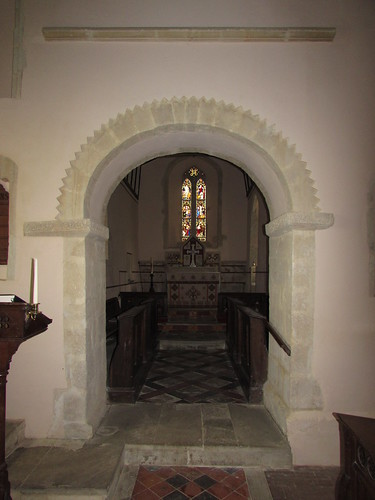 Letcombe Bassett: Church of St Michael and All Angels (Oxfordshire)