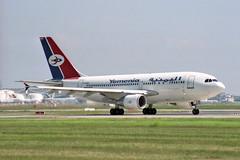 Yemenia - Yemen Airways Airbus A310-324 F-OHPS (Martin Oertle) Tags: yemenia yemenairways airbus a310324 fohps kambui
