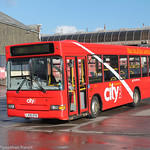 Plymouth Citybus 254 LX05EYU thumbnail