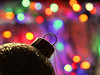 Merry Christmas! (MargoLuc) Tags: christmas time wishes faith hope joy colourful bokeh golden glitter ball december greetings