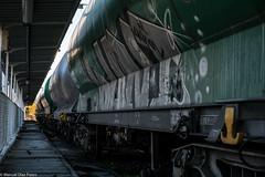 Vagones ([Kralik]) Tags: tren vagones estación galicia