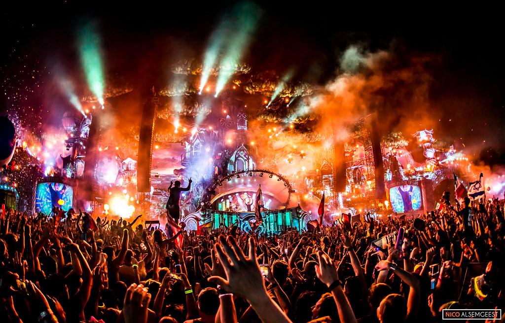 Martin Garrix @ Tomorrowland 2016