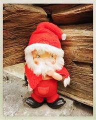 Santa in Evolène 🎄🎁🎅