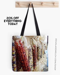 Autumn Corn Tote Bags and Much More! Shop at http://ift.tt/2i1uX76 Also on cards, iPhone cases, laptop sleeves, housewares and more! #corn #agriculture #farm #nature #autumn #harvest #food #history #products #cards #clothing #arts #crafts #technology #iph (dewelch) Tags: ifttt instagram autumn corn tote bags much more shop douglasewelchcomshop also cards iphone cases laptop sleeves housewares agriculture farm nature harvest food history products clothing arts crafts technology totes photography prints home journals pillows