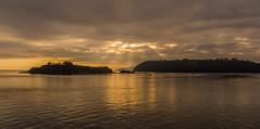 A Sound Sunset (trevorhicks) Tags: plymouth sound devon canon 6d tamron