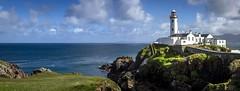 Fanad Head (Trev Bowling) Tags: fanadhead lighthouse donegal ireland rocks sea shore coast fog