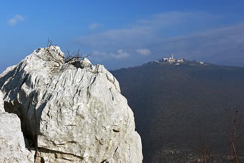 Sveta gora from Sabotin