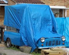 VNV 704W (Nivek.Old.Gold) Tags: 1981 austin morris mini 95 icecream van 998cc