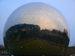 Géode - Paris (SaveRiver) Tags: paris parigi géode geode