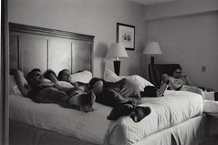 Tour Life #4 (diehesh) Tags: analog bw black white 400 iso 400iso