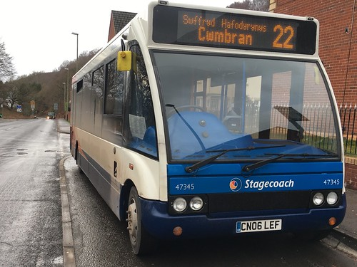 Stagecoach South Wales 47345