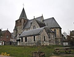 Hannut -- Église Saint-Christophe