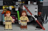Star Wars LEGO 75169 Duel on Naboo (KatanaZ) Tags: starwars lego75169 duelonnaboo quigonjinn obiwankenobi darthmaul lego minifigures thephantommenace