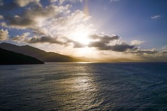 Sunset - Haiti 2016 (bMi2fotografx) Tags: manfrotto canon80d passion neutral thoughts cabinviews aboard photography sea feels romance haiti royalcarribean cruises sunset
