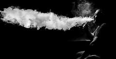 Boss Shot.jpg (___INFINITY___) Tags: 6d bw canonef70200mmf4lusm smoke vape bossshot canon darrenwright dazza1040 eos grid infinity innamoramento