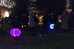 Frankfurt am Main - Luminale 2016, Nizza am Main (CocoChantre) Tags: deutschland europa frankfurtammain hessen lichtinstallation luminale nachtaufnahme nizza welt de