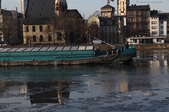 Frankfurt am Main 199 (stefan.chytrek) Tags: frankfurtammain frankfurt main mainufer winter hessen