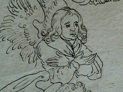CRANACH Lucas (Ecole) - Le Jugement Dernier (drawing, dessin, disegno-Louvre INV18929) - Detail 21 (L'art au présent) Tags: art painter peintre details détail détails detalles drawing dessins dessin disegno personnage figure figures people personnes dessins16e 16thcenturydrawing 16thcentury peintureallemande germanpaintings tableaux louvre paris france museum lucascranach l'ancien lucas cranach allemagne germany anges angels angel girl femmes jeunefille fille jeune hommes monster hell enfer paradis paradise god dieu vices vice love amour young youngwoman femme jeunefemme bare naked nude nue nudefemale nakedman woman women enfant kid kids children child man men face faces visage portrait