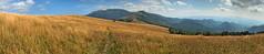 Field II (Programator2) Tags: blue summer sky mountains green nature grass clouds canon landscape outdoor path hill sunny powershot slovakia grassland foothill donovaly a710 prasiva a710is praiv kozichrbat kozchrbt