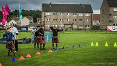 Kilted Archery (FotoFling Scotland) Tags: scotland kilt argyll scottish event bow arrow archery dunoon meninkilts cowalgathering