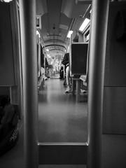 Hamburg - U3-Bahnwagon (chicitoloco) Tags: wagon hamburg ubahn u3