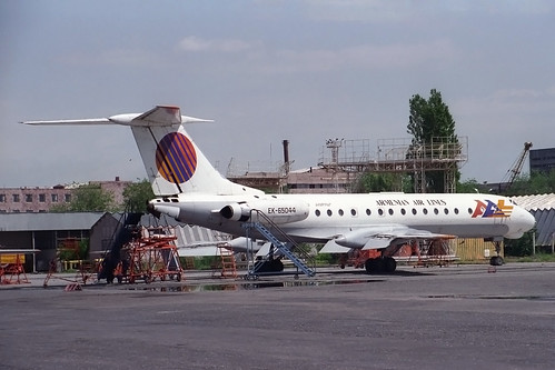 EK-65044 Tupolev TU-134A-3 Armenian Airlines